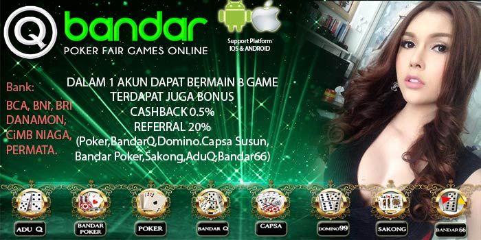daftar qbandar